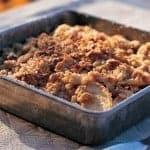 Food Blogging: To Die For Apple Crisp Recipe