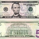 The New 5 Dollar Bill – So Many Pretty Colors!