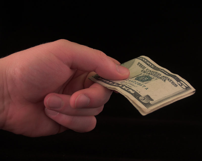 are you tithing enough