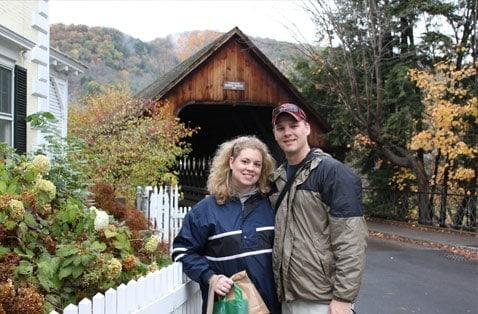 Woodstock-Vermont