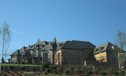 David Ramsey's $5,000,000 home