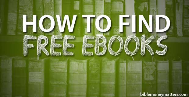 how-to-find-free-ebooks
