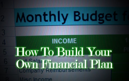 Build A Financial Plan
