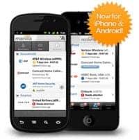 Manilla mobile apps