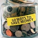 50 Easy Ways To Save Money Every Month