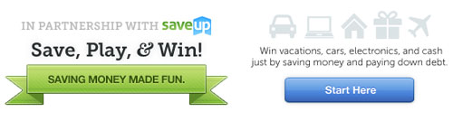 SaveUp - Save, Play, Win
