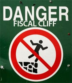 Fiscal Cliff 2013