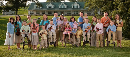 the duggar family finances