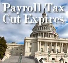 Payroll Tax Cut Expires and Paychecks Decrease