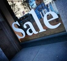Save Money By Not Looking At Sales