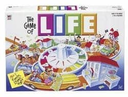 The Game of Life and Personal Finance
