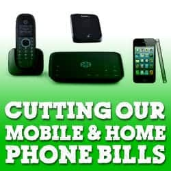 Cutting Mobile And Home Phone Bills
