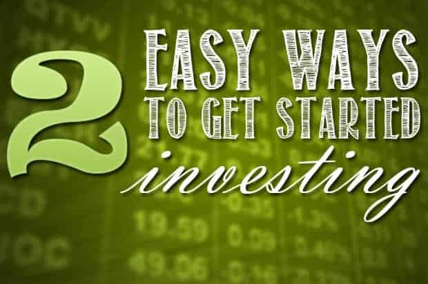 easy ways to invest