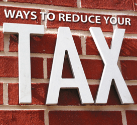 ways to reduce your taxes