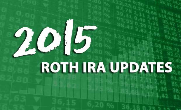 2014 Roth IRA Contribution Limits Chart