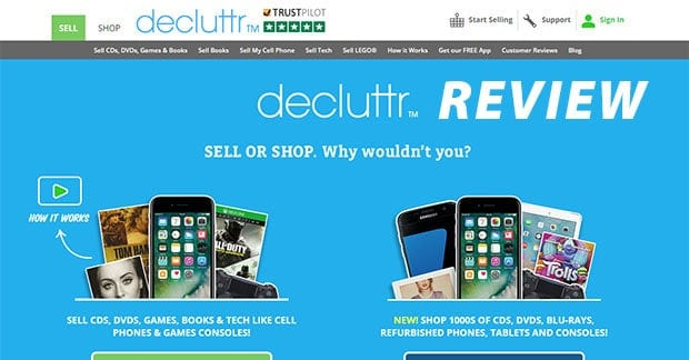 Decluttr Review: Sell Your Old Electronics, Media And Games