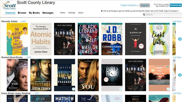 Read Free Books Online - cloudLibrary