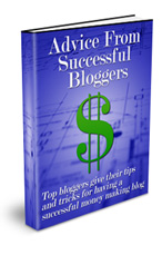 Advice From Successful Bloggers