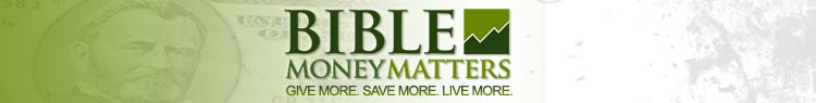 Bible Money Matters